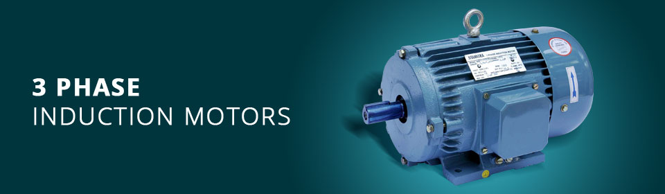 Single phase, 3 Phase Induction Motors|| Shriram Coatings